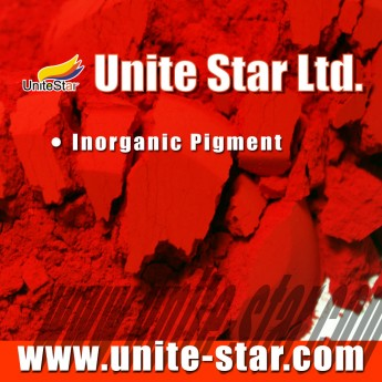 Inorganic Pigment Red 104 / 3122 Molybdate Red