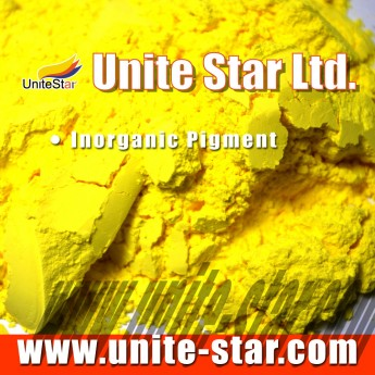 Inorganic Pigment Yellow 34 / 1930 Middle Chrome Yellow
